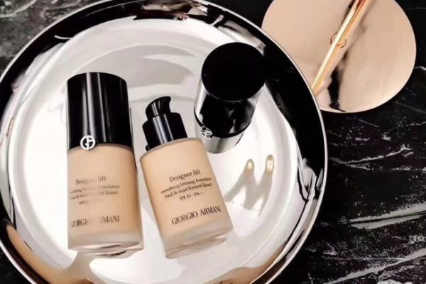 Giorgio armani power fabric foundation  2018 review