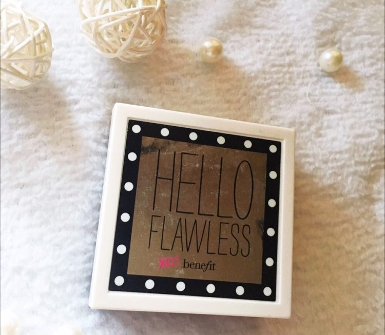Benefit hello flawless 2018 review