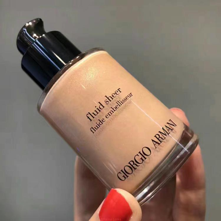 微信图片 20180820094918 - Giorgio Armani Fluid Sheer 2018 review