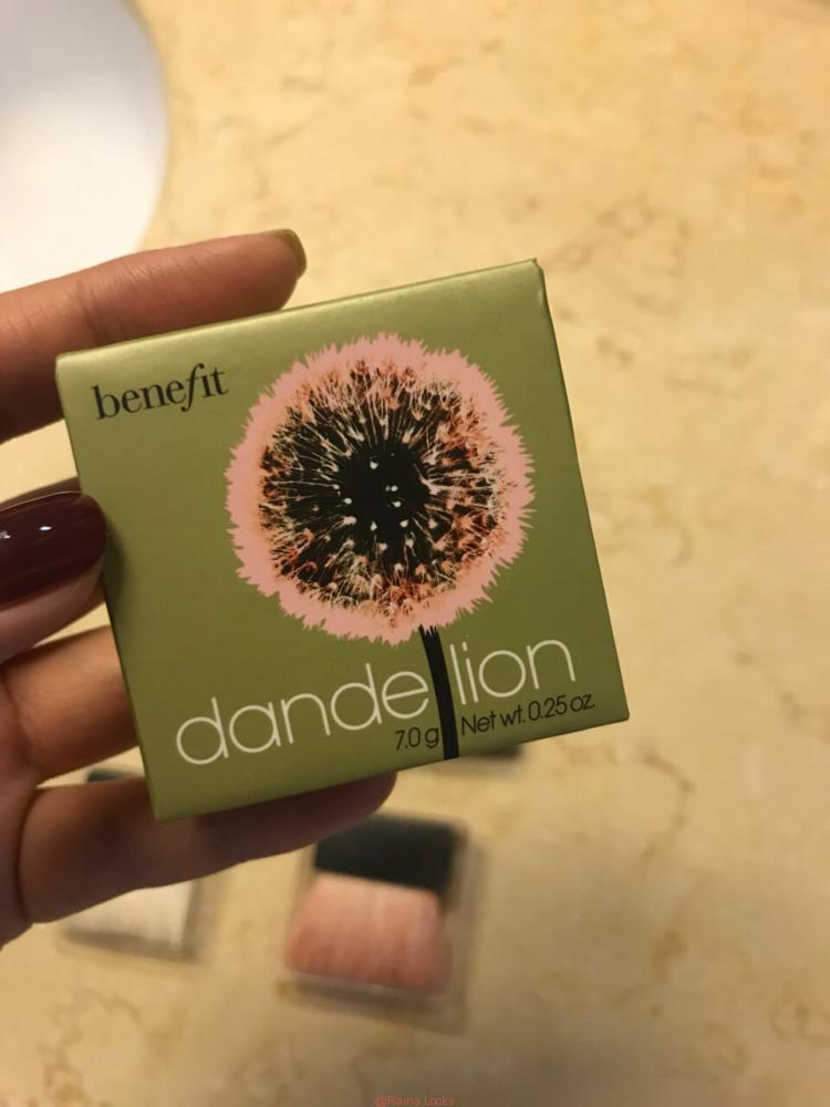 20180820152623 - Benefit dandelion powder 2018 review