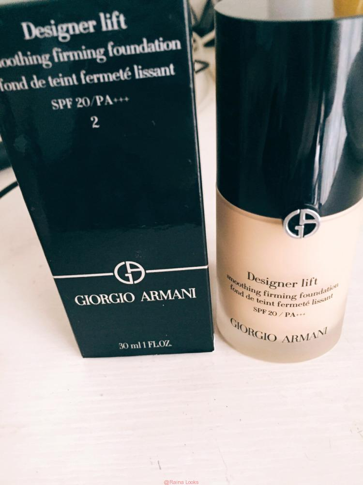 20180825174827 - Giorgio armani designer lift foundation 2018 review