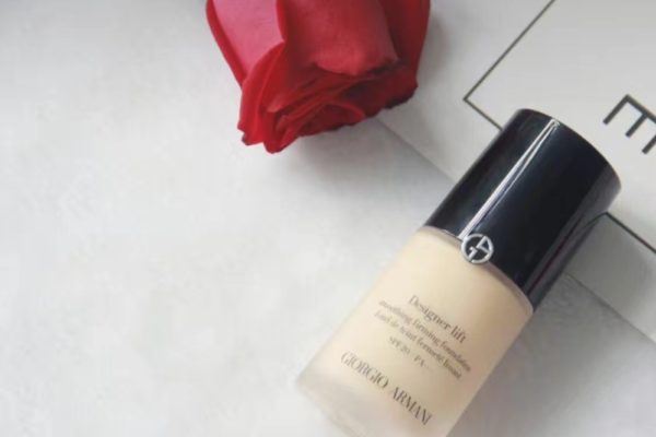 Giorgio armani designer lift foundation 2018 review