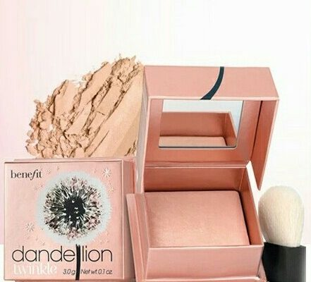 Benefit dandelion twinkle 2018 review