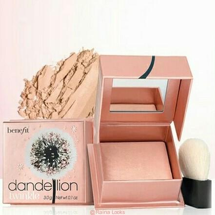 20180825192534 - Benefit dandelion twinkle 2018 review