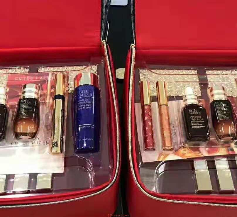 20181015180103 - 2018 estee lauder Christmas gift bag review