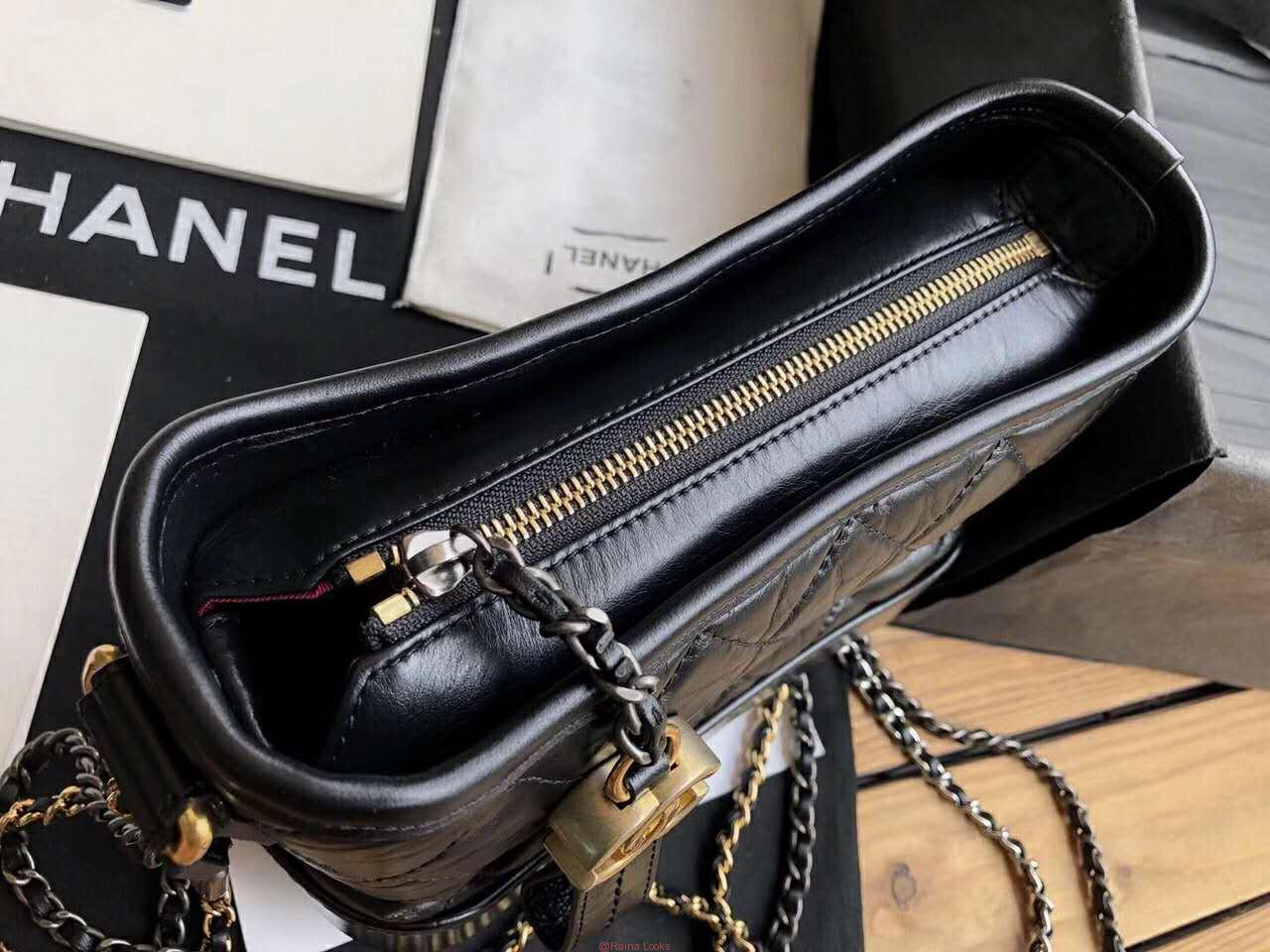 20181016221755 - There are something about Chanel Gabrielle wandering bag