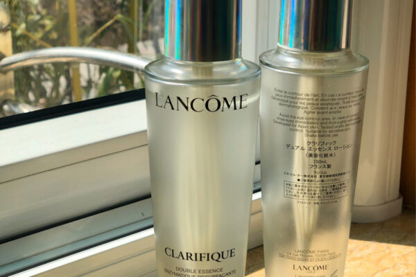 Lancôme Clarifique Facial Essence Review 2021