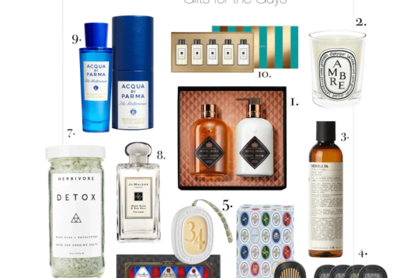 The Best Wellness and Fragrance Gifts to Give in 2021 (for the Guys)