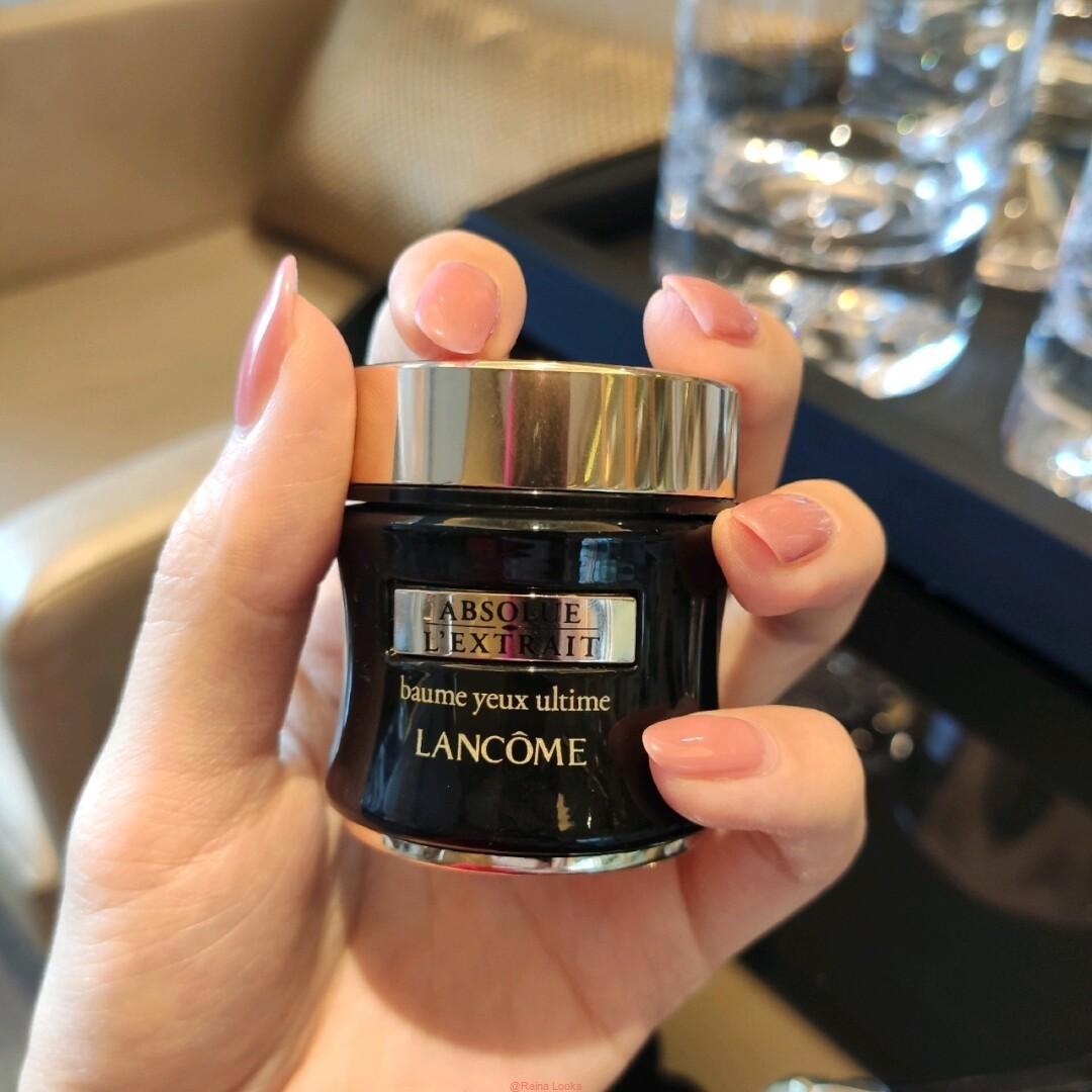 Lancome Absolue LExtrait Ultimate Eye Contour Collection1 - Lancome Absolue L'Extrait Ultimate Eye Contour Collection Review