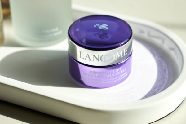 Lancôme Rénergie Lift Multi-Action Ultra Eye Cream Review