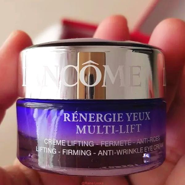 Lancome Renergie Lift Multi Action Ultra Eye Cream2 - Lancôme Rénergie Lift Multi-Action Ultra Eye Cream Review