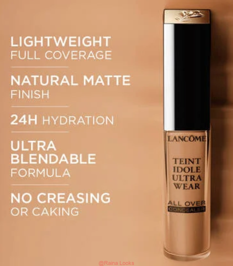 3 2 - Lancome TEINT IDOLE ULTRA WEAR ALL OVER CONCEALER Review