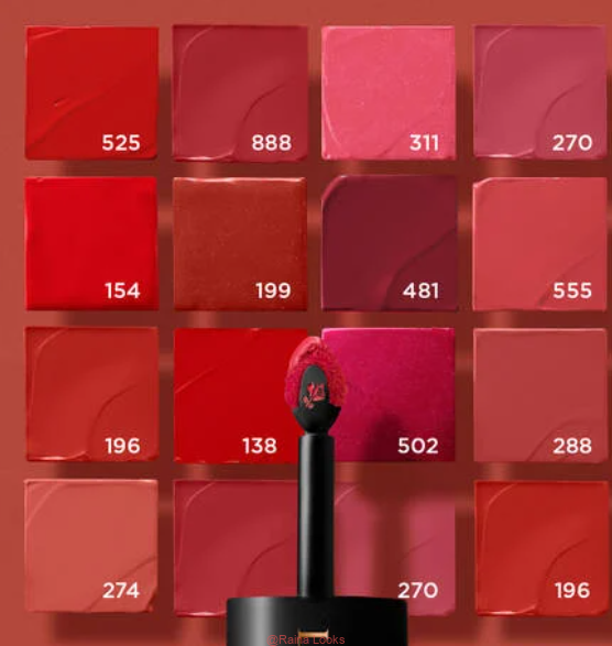 LABSOLU ROUGE DRAMA INK LIQUID LIPSTICK4 - Lancome L'Absolu Rouge Drama Ink Liquid Lipstick Review